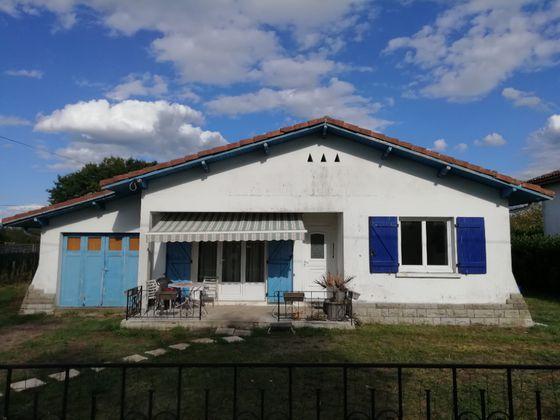 Vente maison 4 pièces 93,55 m2