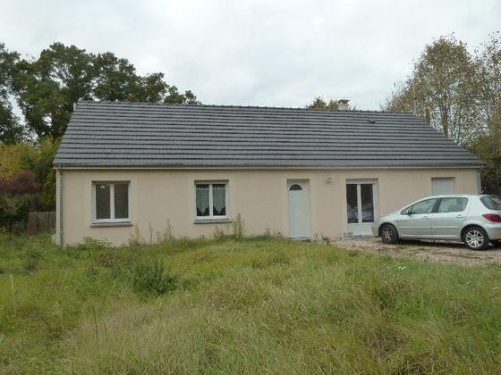 vente Maison 6 pièces 120 m2 Villemandeur