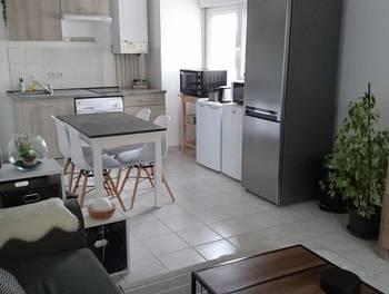 Appartement 2 pièces 42,91 m2
