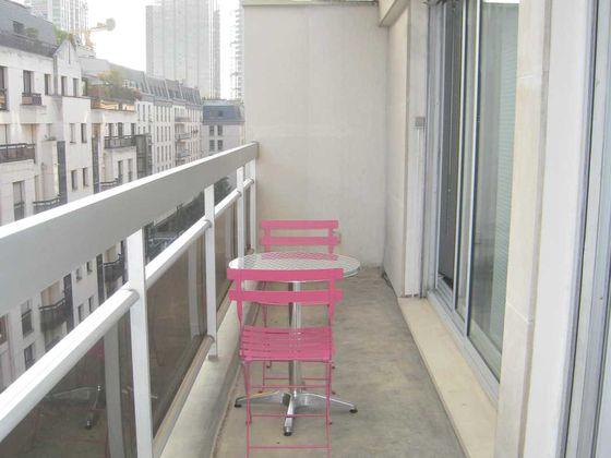 Location appartement meublé 2 pièces 49 m2