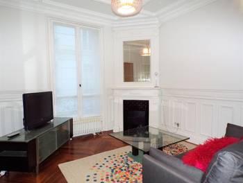 Appartement meublé 3 pièces 63 m2