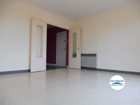 Vente appartement 2 pièces 47,35 m2