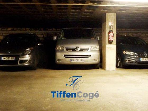 Vente parking 12,3 m2