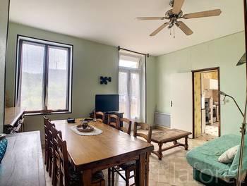 Appartement meublé 2 pièces 51,16 m2