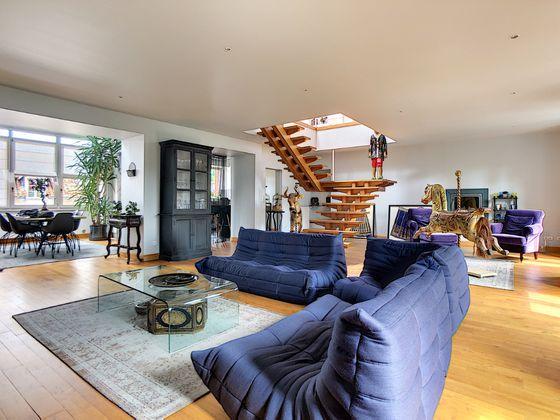 Vente appartement 5 pièces 187 m2