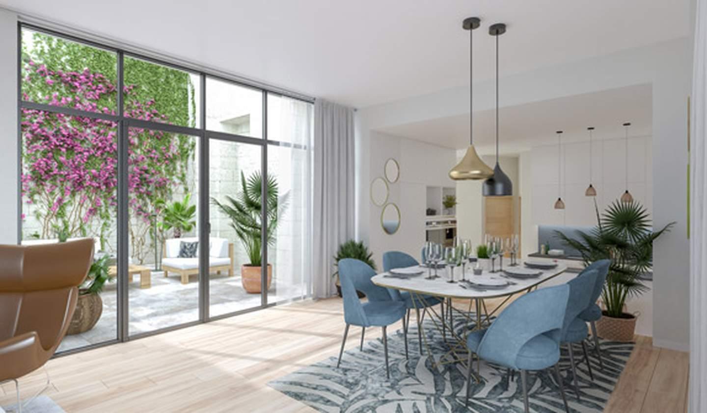 Appartement contemporain Tours