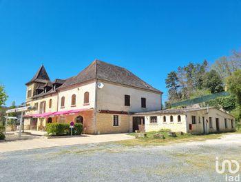hôtel particulier à Sainte-Nathalène (24)