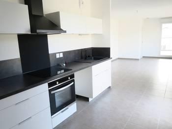 Appartement meublé 2 pièces 52,71 m2