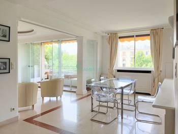 Appartement meublé 4 pièces 134 m2