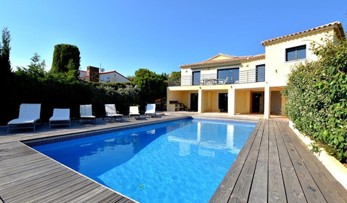 Seaside house with pool Les issambres