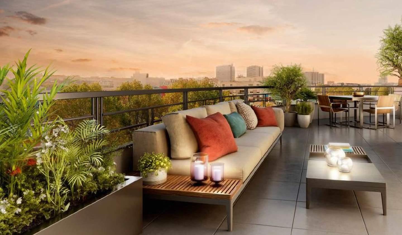 Appartement avec terrasse Saint-Ouen