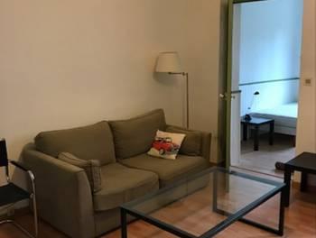 Appartement meublé 2 pièces 28,25 m2