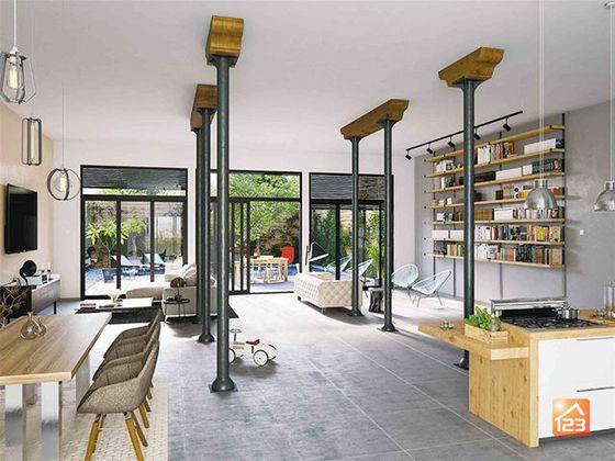 Vente appartement 2 pièces 65 m2