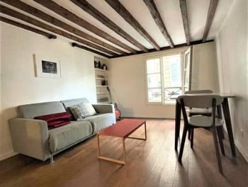Appartement meublé 2 pièces 38,4 m2