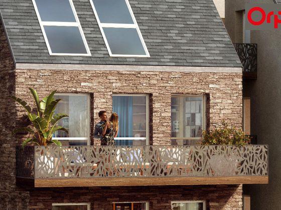 Vente appartement 3 pièces 70,25 m2
