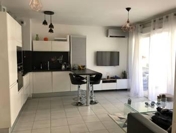Appartement meublé 2 pièces 41,25 m2