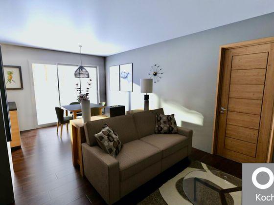 Vente appartement 2 pièces 47,64 m2