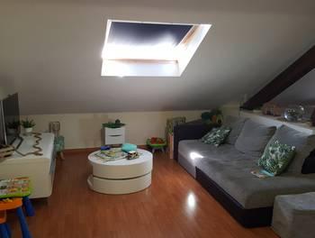 Appartement 3 pièces 55,01 m2