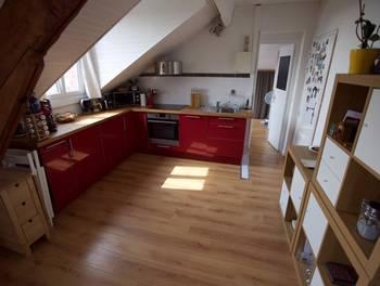 Appartement meublé 2 pièces 39,19 m2