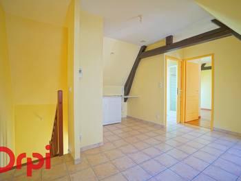 Appartement 2 pièces 27,67 m2
