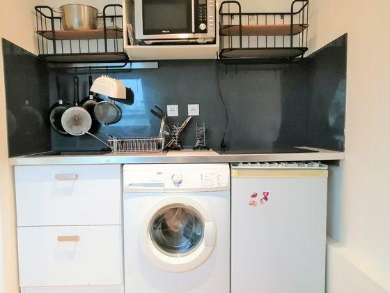 Location appartement meublé 2 pièces 24 m2