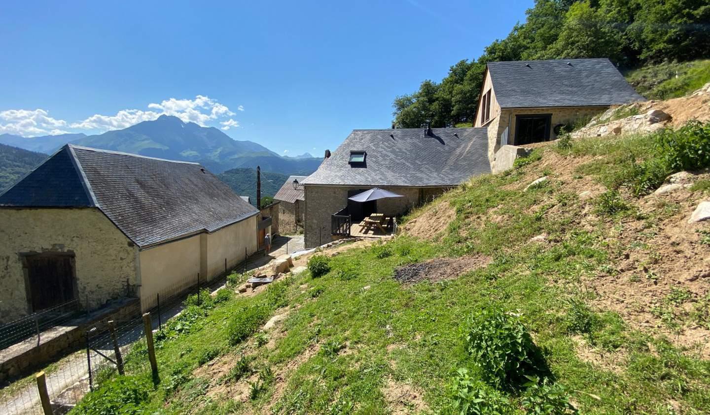 Maison Bordères-Louron