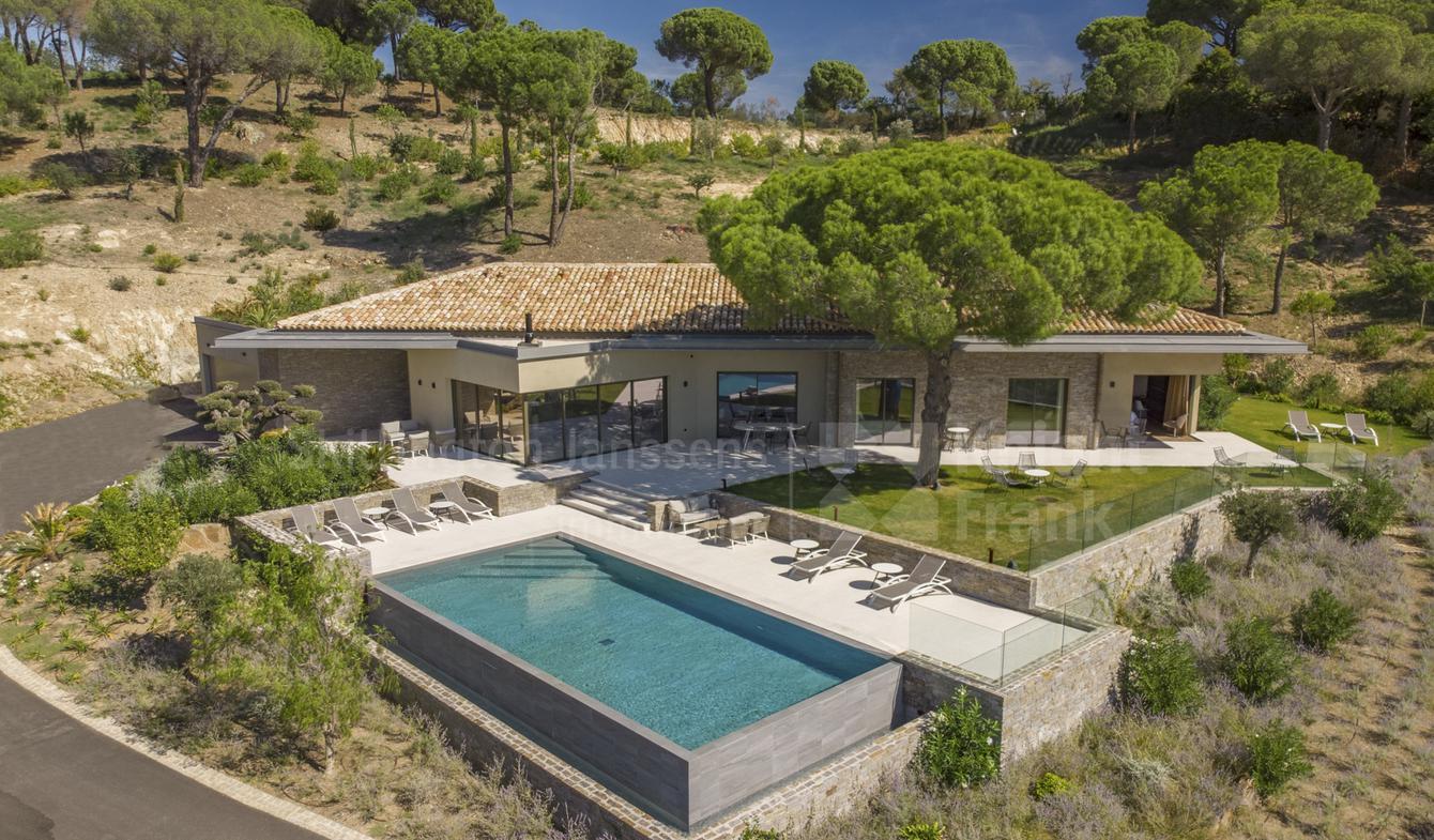 Villa avec piscine et terrasse Ramatuelle
