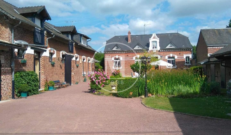 Maison avec terrasse Roye