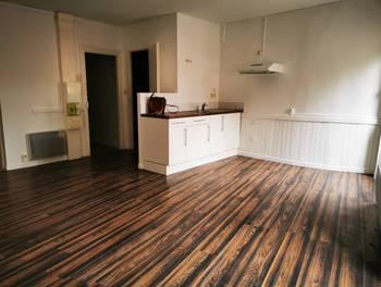 Appartement 2 pièces 55,32 m2