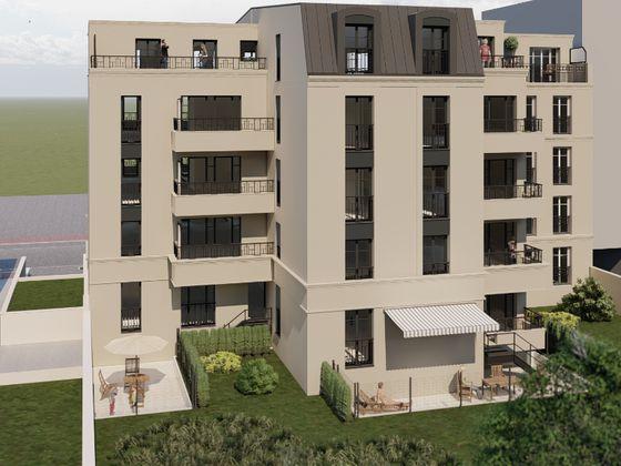 Vente appartement 2 pièces 42,98 m2