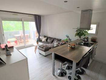 Appartement 2 pièces 37,82 m2