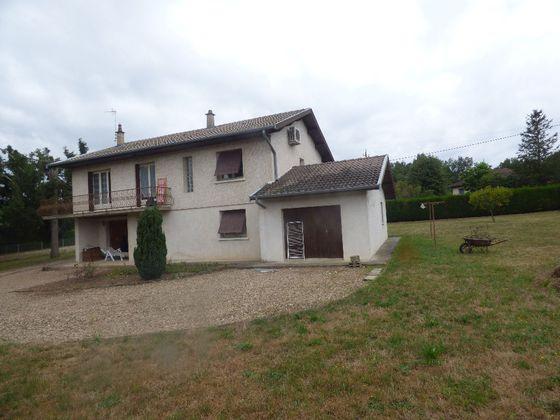 vente Maison 10 pièces 134 m2 Pont-de-Vaux