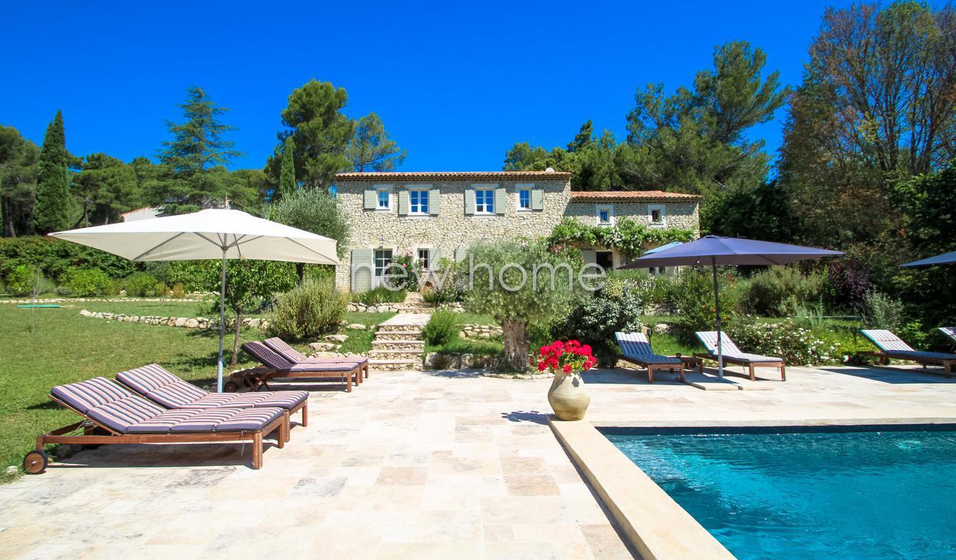 Propriété avec piscine Sillans-la-Cascade