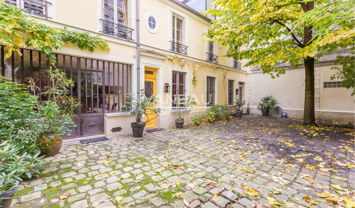 Maison Paris 18ème
