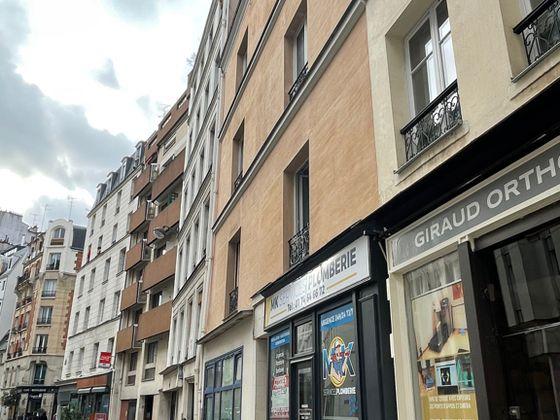 Location studio 37,48 m2