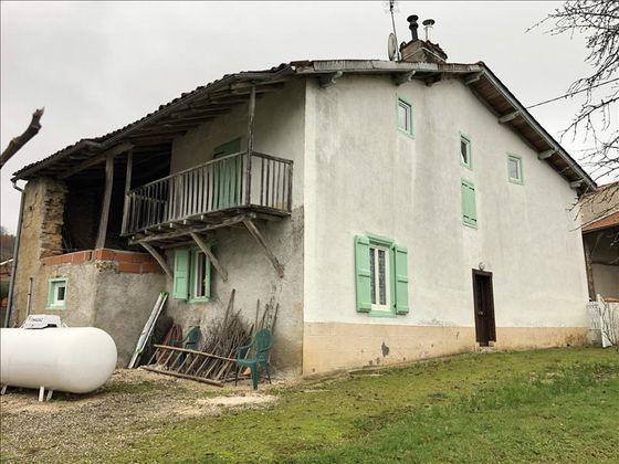 Vente maison 3 pièces 83,93 m2