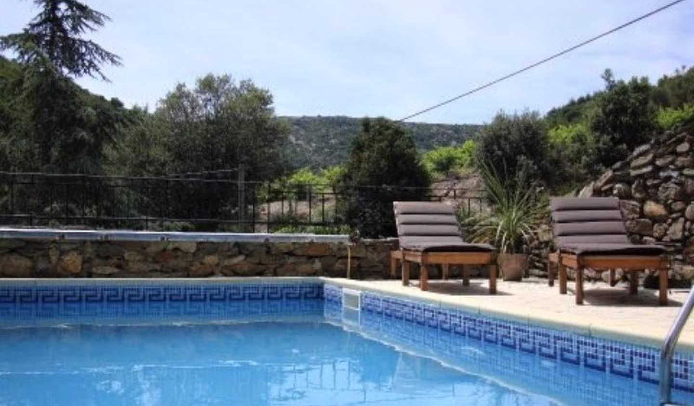 Maison avec piscine et terrasse Embres-et-Castelmaure