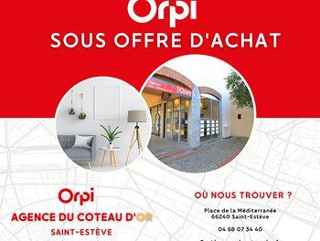 locaux professionels à Saint-Estève (66)
