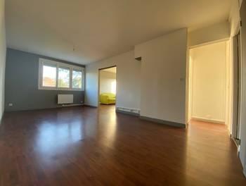 Appartement 4 pièces 62,54 m2