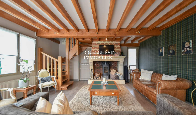 Maison avec terrasse Saint-Josse