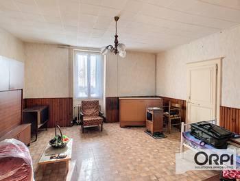 Maison 2 pièces 71 m2