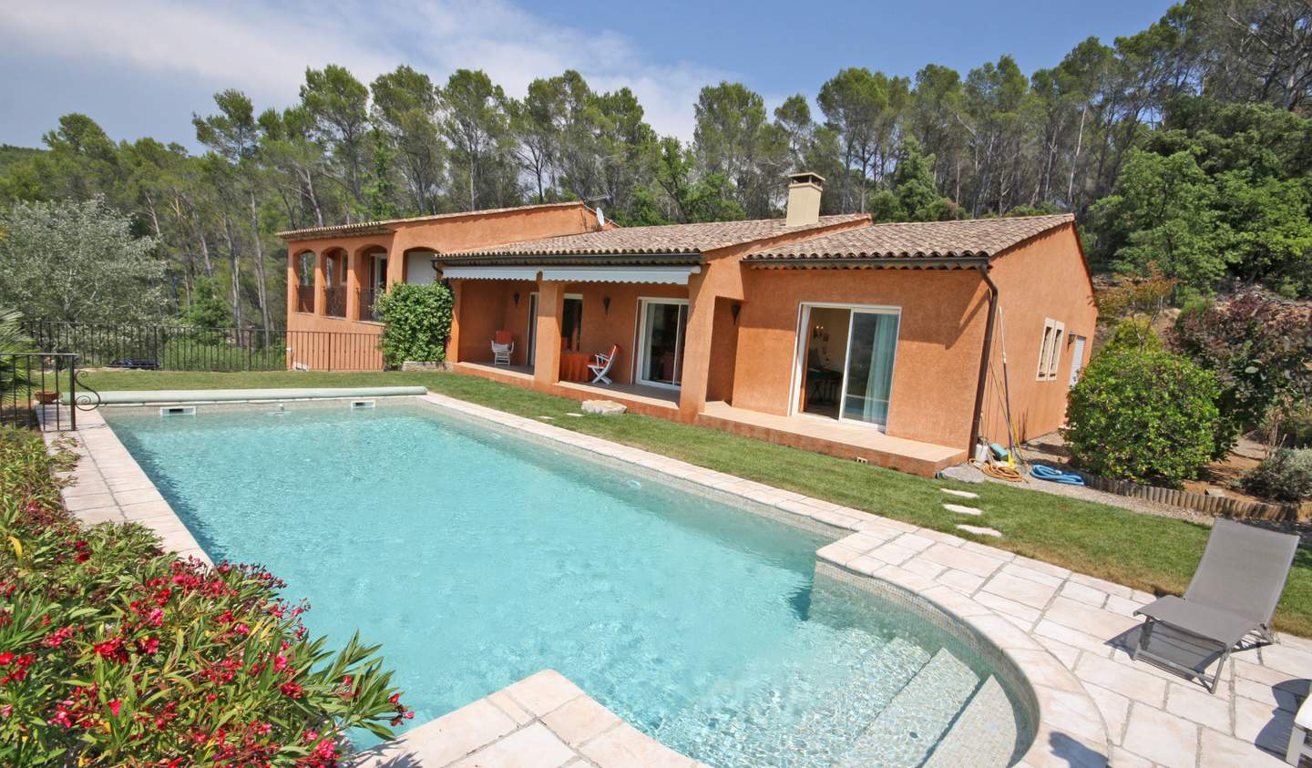 House with pool and terrace Flayosc
