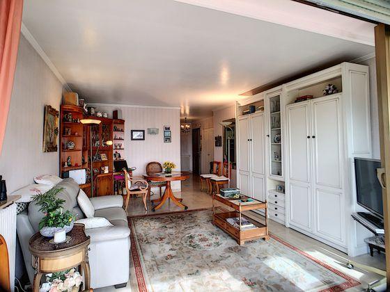 Vente appartement 2 pièces 57,03 m2