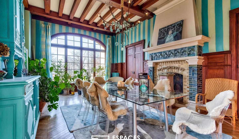 Maison avec terrasse Seraincourt