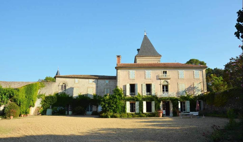 Propriété avec jardin Montpellier