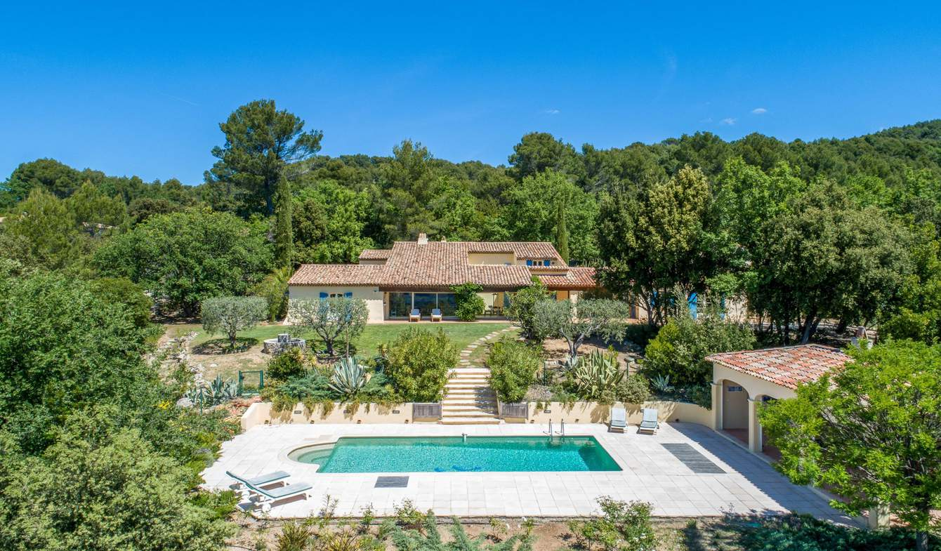 Maison avec piscine et terrasse Draguignan