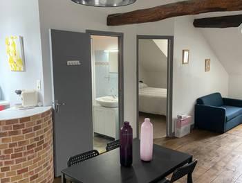 Appartement 2 pièces 41,81 m2