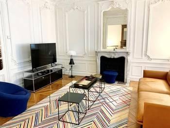 Appartement meublé 5 pièces 122 m2