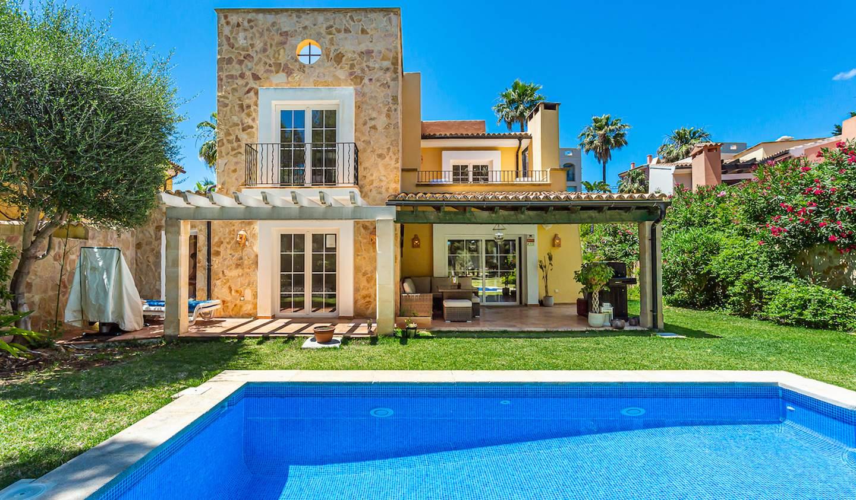 Maison avec piscine en bord de mer Santa Ponsa