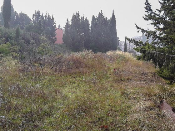 Vente terrain 956 m2